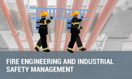 Fire Engineering and Industrial Safety Management college in pune maharashtra